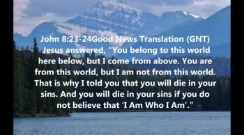 'I Am Who I Am'