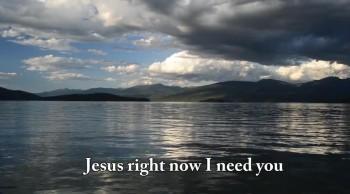 New Song: Jesus Jesus I Need You