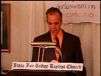 Part 4 -- Issues of Alarm & Baptist Fundamentalism Organized   – History of Fundamentalism Class #14  – BFTBC