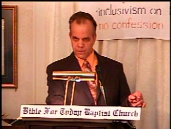 Part 2 -- Issues of Alarm & Baptist Fundamentalism Organized   – History of Fundamentalism Class #14  – BFTBC