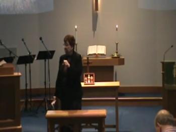 Sermon 1/18/15
