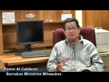 VISION OF BARNABAS MINISTRY
