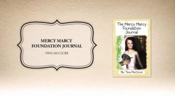 Xulon Press book Mercy Marcy Foundation Journal | Tina McClure