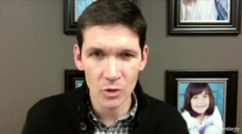"""Christianity.com: """"The Mingling of Souls"""" -- Matt Chandler on Marriage"""