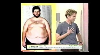 How He Lost 250 Pounds - The Gregg McBride Story
