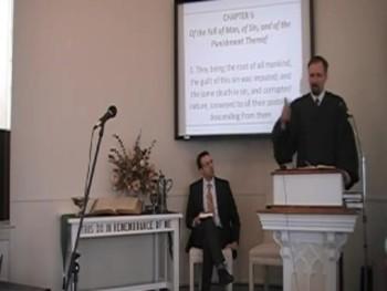"""Indisposed,"" WCF 6:3-4, Rev. R. Scott MacLaren"
