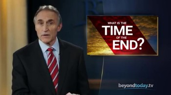 Beyond Today -- What is the Time of the End?
