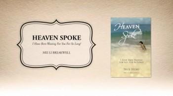 Xulon Press bookHeaven Spoke|Mei Li Breakwell