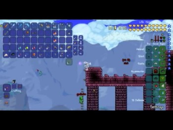 terraria ep.11 w nicky and bmansk8
