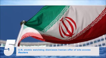 Iran says U.S. no longer has credible military threat (Second Coming Watch #556)