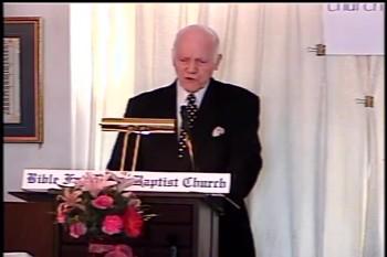 """Part 2 -- """"Salvation For True Believers"""" – Pastor D. A. Waite – BFTBC"""