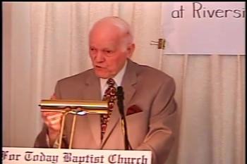 Part 1 -- The Same Lump   –  Romans 9:12-21  –  Pastor D. A. Waite – BFTBC
