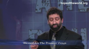 Blessed are the Pruners