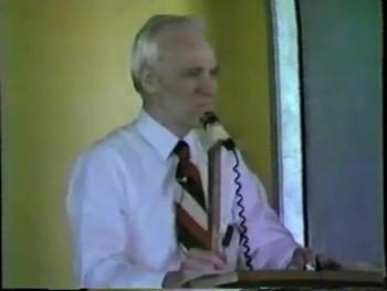 The Pastor As A Son  –  BFTBC – Pastor  D. A. Waite,  – BFT #1429-03A