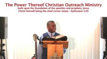 Grace Sufficient in Weakness - 2 Corinthians 12:7-10
