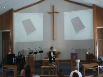 Sermon 3/8/15