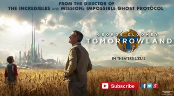 CrosswalkMovies.com: Tomorrowland Trailer #2