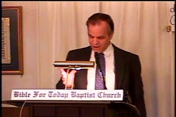 Part 2 -- The Voice of the Shepherd   – John 10:1-42 -- John Bible Study  – Daniel S. Waite – BFTBC