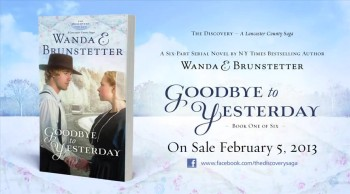 Goodbye to Yesterday - The Discovery-A Lancaster Saga #1