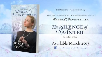 The Silence of Winter - The Discovery - A Lancaster Saga #2