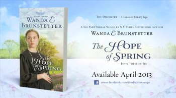 The Hope of Spring - The Discovery-A Lancaster County Saga #3