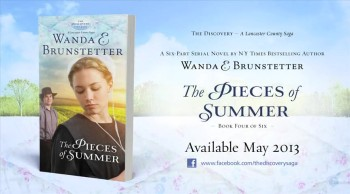 Pieces of Summer - The Discovery-A Lancaster County Saga #4