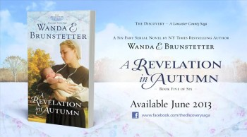 Revelation in Autumn - The Discovery-A Lancaster County Saga #5