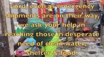 Pray for the people of Vanuatu