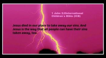 Sins taken away