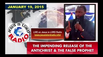 Imminent Rapture, Impending Release of the Antichrist and the False Prophet  - Dr David Owuor - Ministry Videos