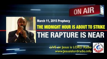 Vision of the Time of the Rapture, After Rapture and Heading to Israel - Dr David Owuor