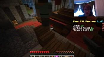 The Blocking Dead Minigame!