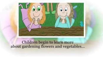 Xulon Press book Ms Abrams Everything Garden | Lisa & Samantha Colodny Illustrated by Ashley Scott