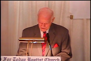 There Shall Come out of Sion the Deliverer  –  Romans 11:22-32  –  Pastor D. A. Waite – BFTBC