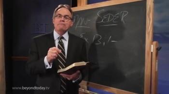 BT Daily -- A Man Seder?