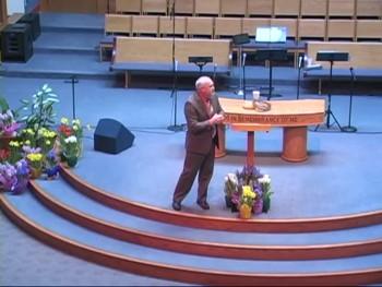 "Sermon-only April 05, 2015 ""Make a Fresh Start"" (Matt 16:21-22)"