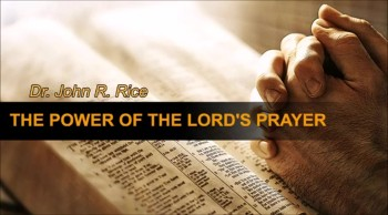 The Power of the Lord's Prayer, Part 2 (TPMD Bus 1 – #39)