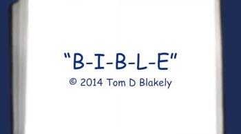 B-I-B-L-E (HD)