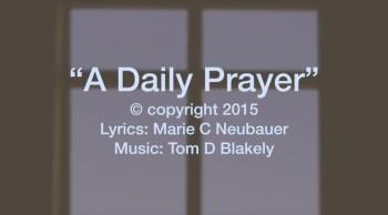 A Daily Prayer