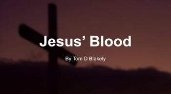 Jesus' Blood