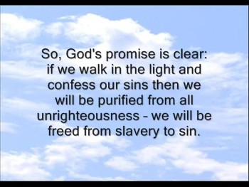 Freedom From Sin Part 3