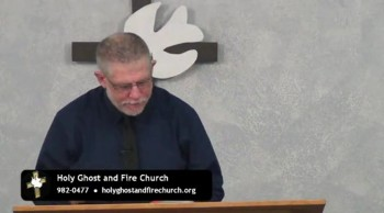 Holy Ghost and Fire Church Broadcast 0420