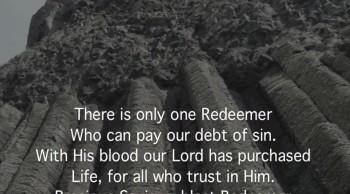 One Redeemer