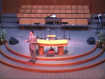 "Sermon-only April 19, 2015 ""Unity in the Church/Paul's Purpose"" (1 Cor. 1:10-17)"