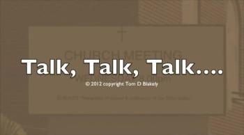 Talk,Talk,Talk..