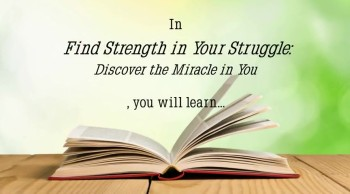 Xulon Press book Find Strength In Your Struggle | Dr. H. Jean Wright II