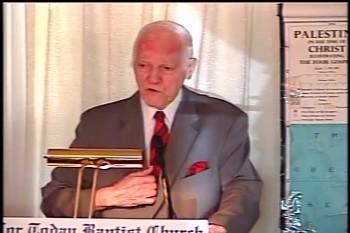 """Part 2 -- """"Adam-Death & Christ-Life"""" – Pastor D. A. Waite – Romans 5:11-21 –  BFTBC"""