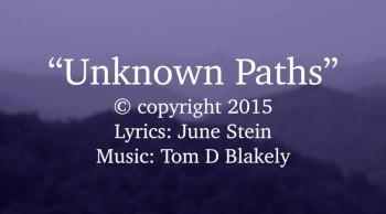 Unknown Paths