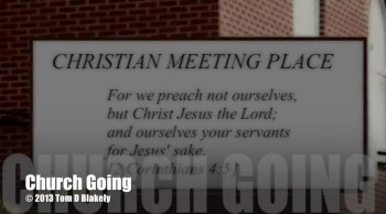 Church Going