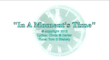 In A Moment's Time